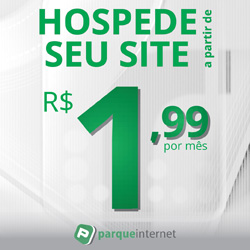 Parque Internet Hospedagem de Sites